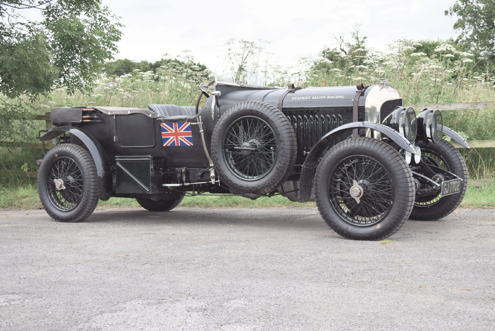 1929  Bentley 4.5 Litre Le Mans