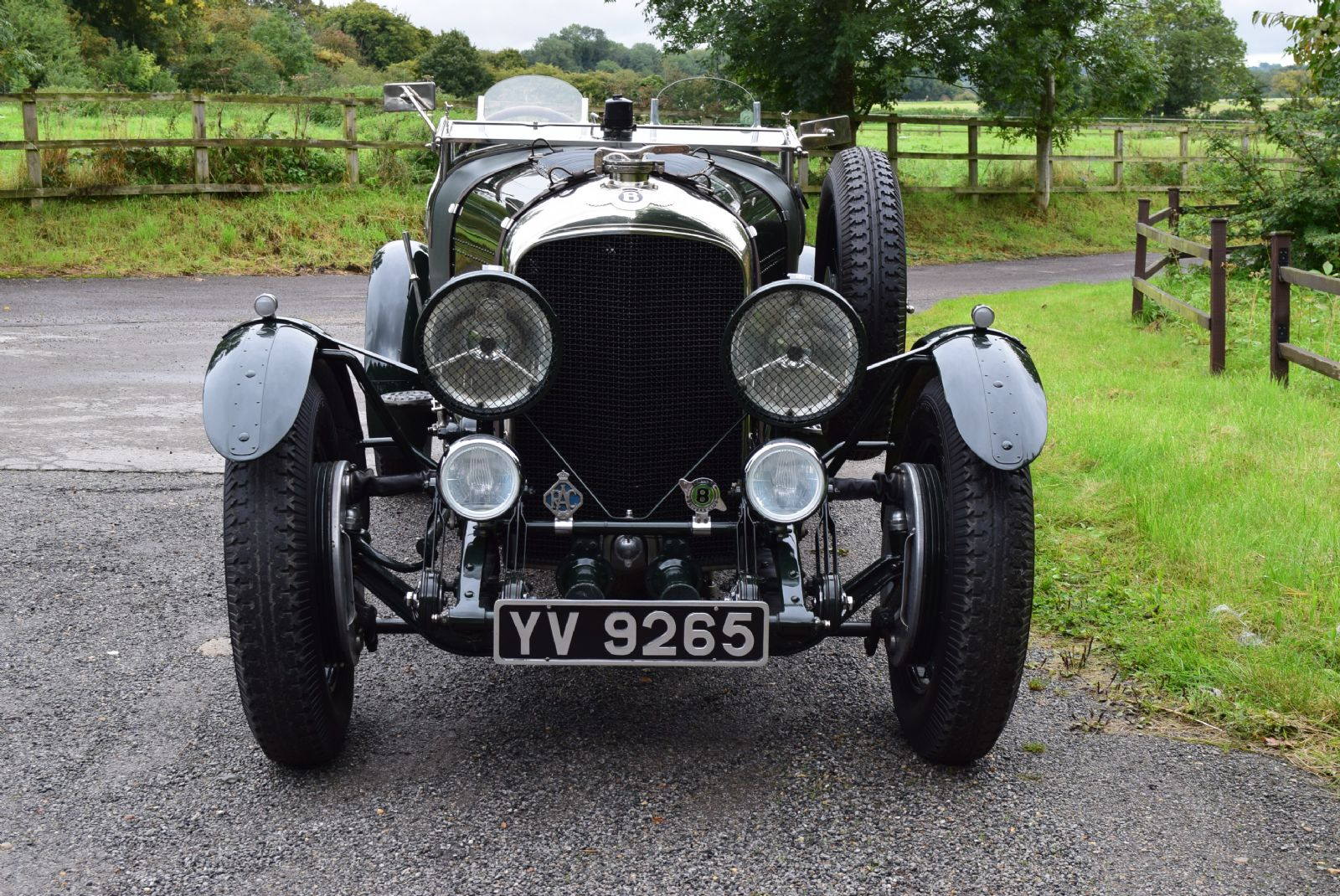 1929 VINTAGE BENTLEY 4½ LTR LE MANS