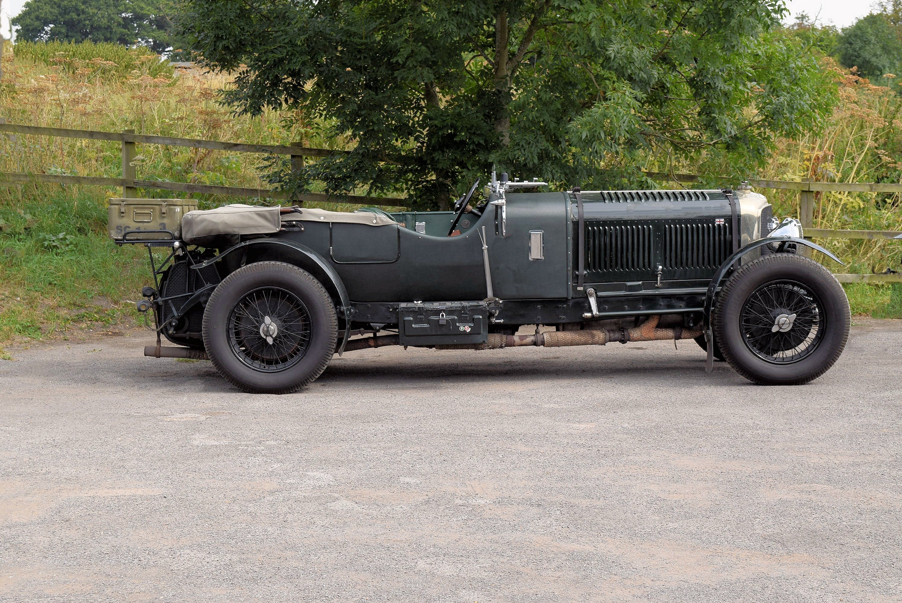 1927 6.5 Litre Speed Six Specification
